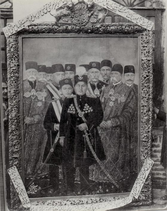 coronation shah